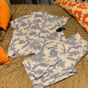 New Lauren Ralph Lauren Pajamas
